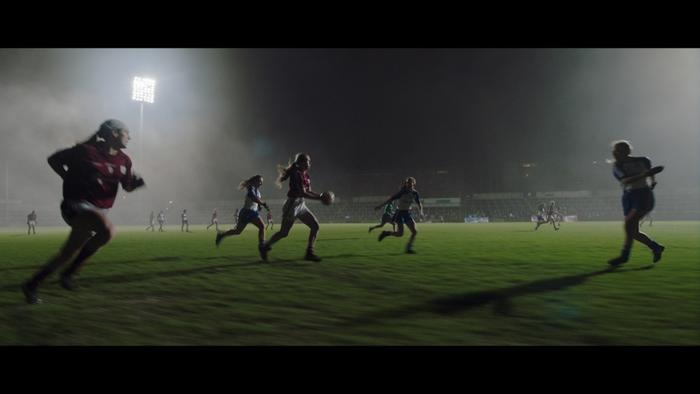 Ladies Gaelic Football television Ad campaign