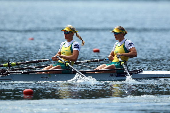 FISA Rowing World Championships - Day One