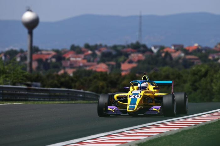 W Series Round 4:Hungaroring - Practice & Qualifying