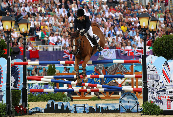 Edwin Tops-Alexander - Olympics Day 12 - Equestrian