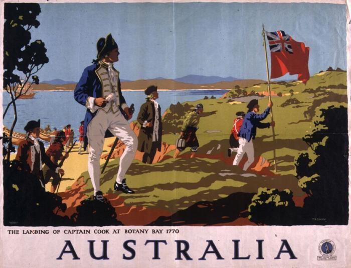 Australian Landing