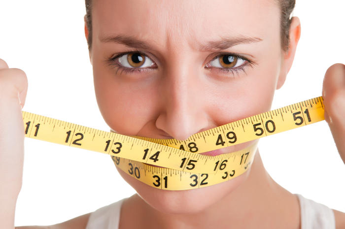 Talking about reducing food intake or counting calories around those who have eating disorders can trigger relapses.