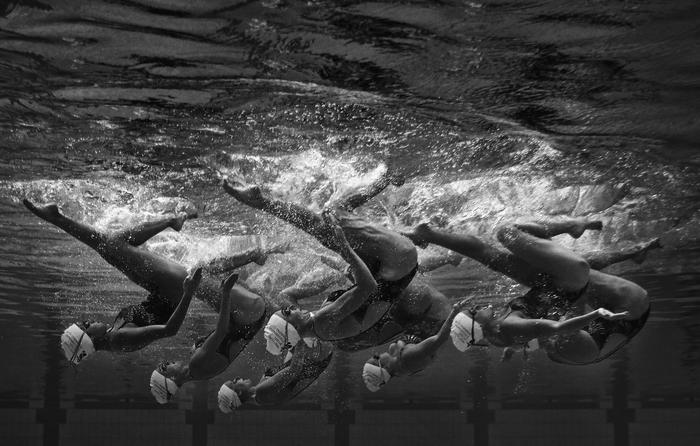 Synchronised Swimming National Championships