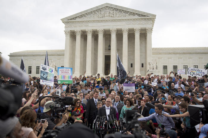 Supreme Court To Issue Gay Marriage Ruling By End Of The Month