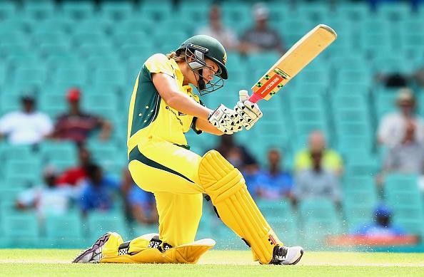 Australia v India - Women's T20: Game 3