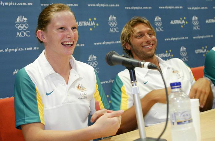 Australian triple Olympic gold medalist