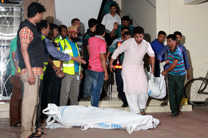 Gay rights activist among two hacked to death in Bangladesh