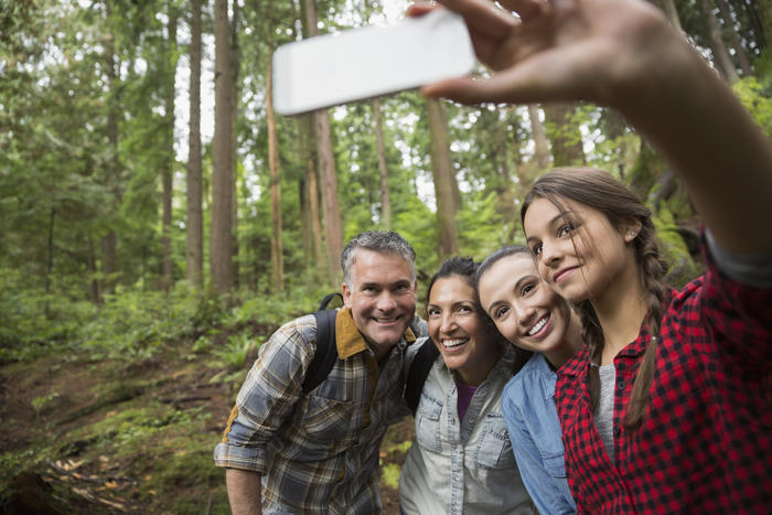 We might be failing to enjoy the moment or even relive it later – something another study refers to as the 'photo-taking impairment effect'.