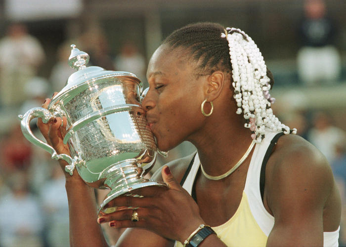 US Open Williams
