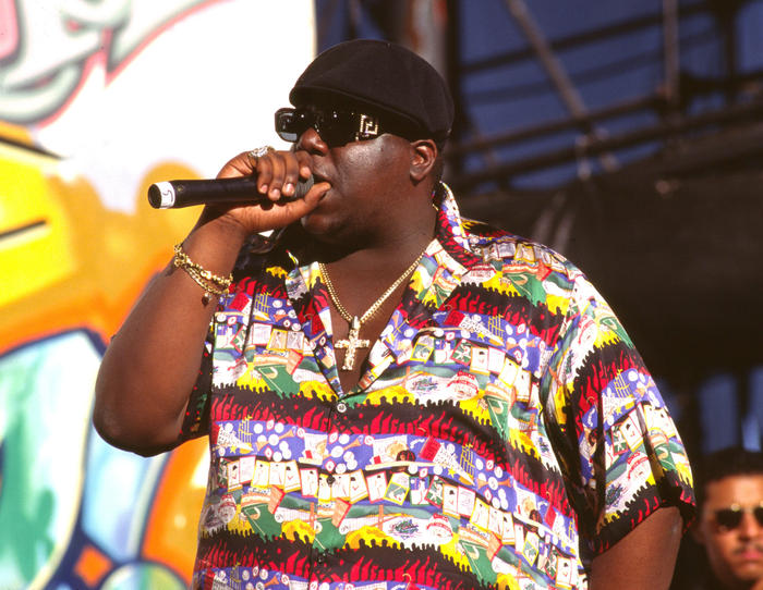 """""""Well, being a well-rounded teen, the only prominent black person my """"friends"""" thought I could pass for was the ironically named late rapper Biggie Smalls."""""""
