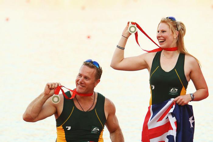 Kat Ross Paralympics Day 5 - Rowing