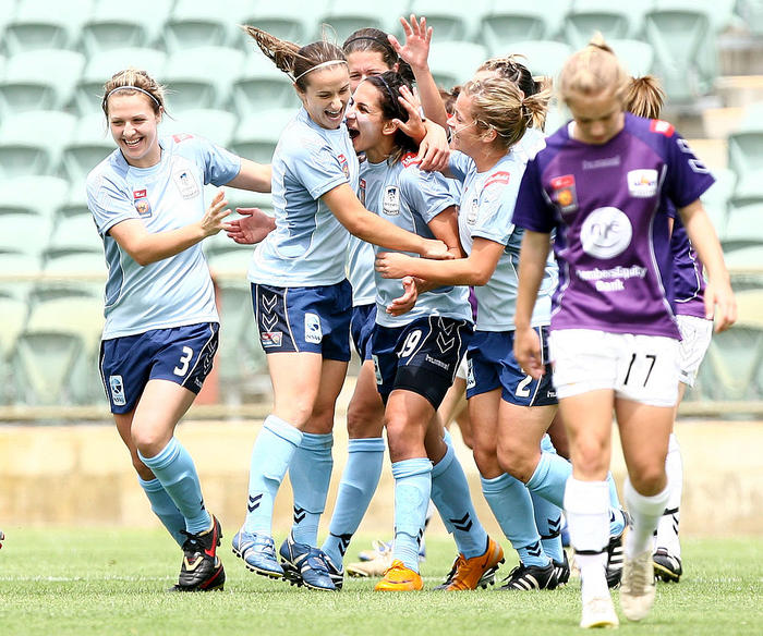 W-League Rd 1 - Glory v Sydney FC