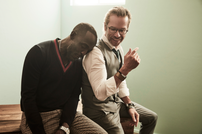 Guy Pearce Michael Kenneth Williams