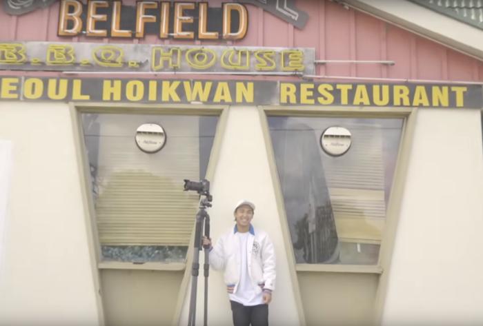 Ho Hai Tran Hunting for Pizza Huts