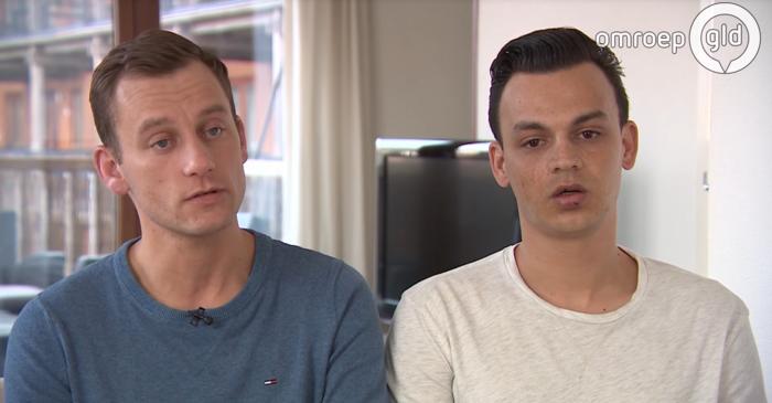 The pair spoke to local broadcaster Omroep Gelderland.