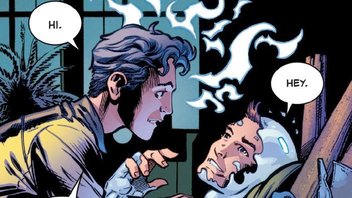 Marvel hero Iceman has his first gay kiss