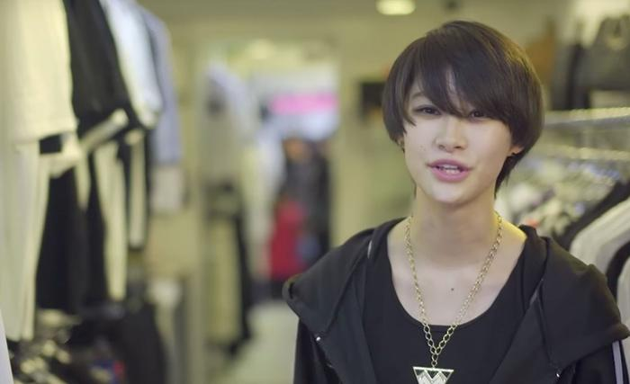 The Japanese youth embracing genderless fashion