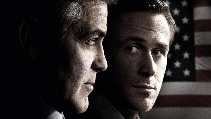 clooney gosling ides of march