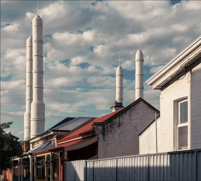 Australia's oldest extant mosque in Adelaide.