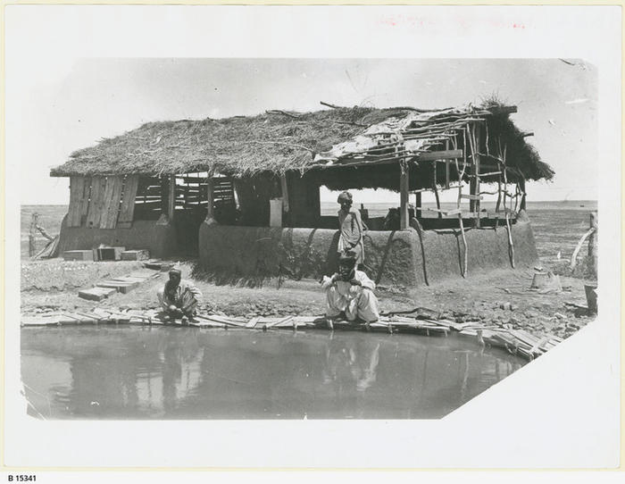 The Mosque at Marree (1884)