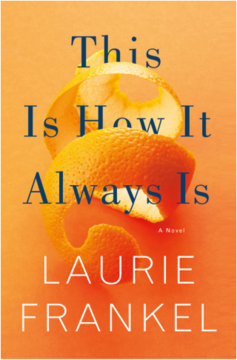 This is how it always is, Laurie Frankel