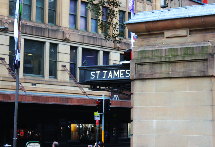 St. James Station was one of the most popular and well-known beats in Sydney.