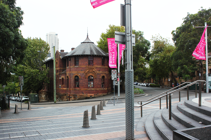 Taylor Square's beats were particularly dangerous due to the close proximity of the Darlinghurst Police Station.