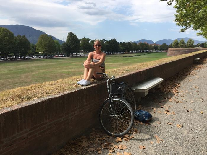 Jill Stark on her travels in Italy