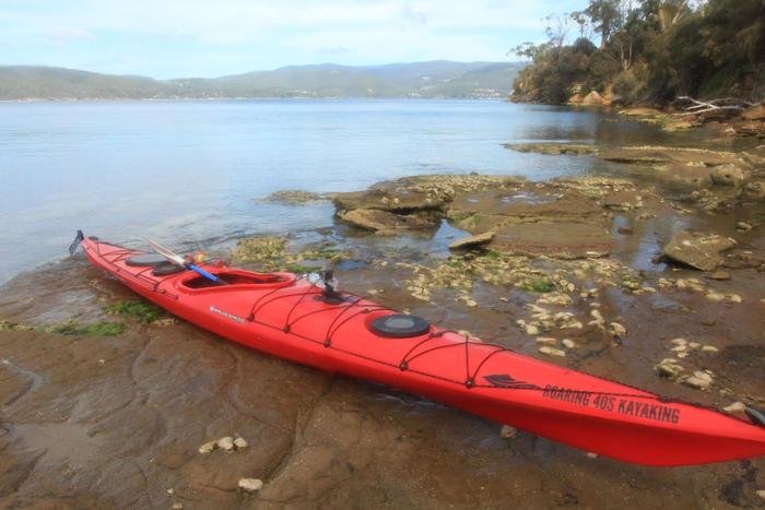 kayaking derwent river tourism tasmania
