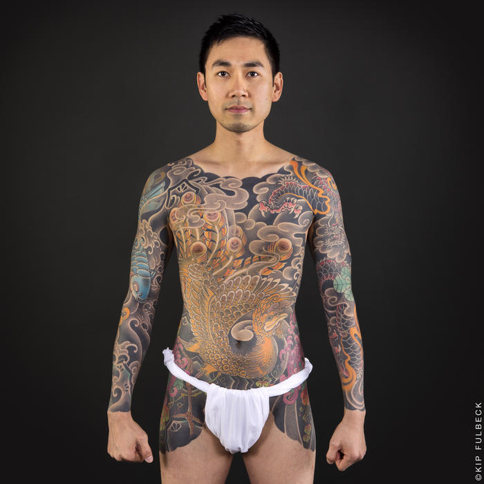 The ancient and beautiful art of traditional japanese for Japanese tattoo artists