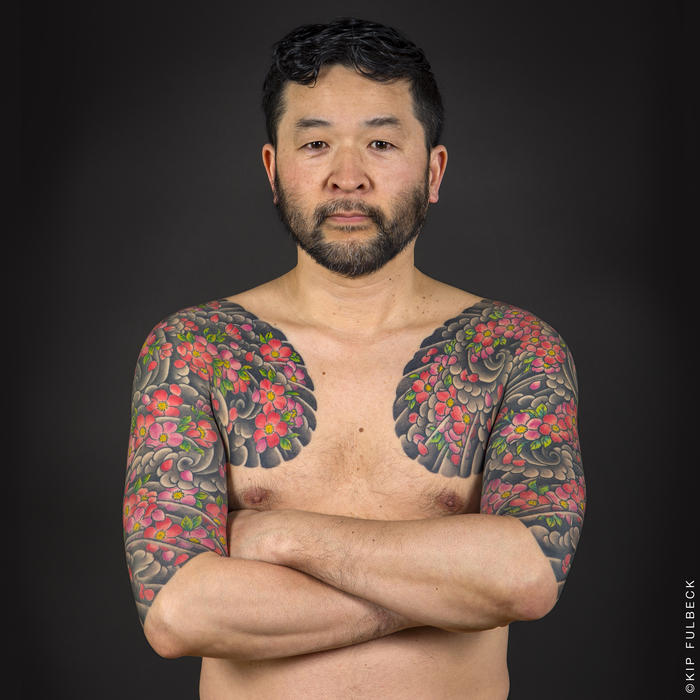 The ancient and beautiful art of traditional japanese for Traditional japanese tattoo rules