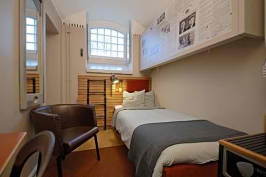 Australian prison cell
