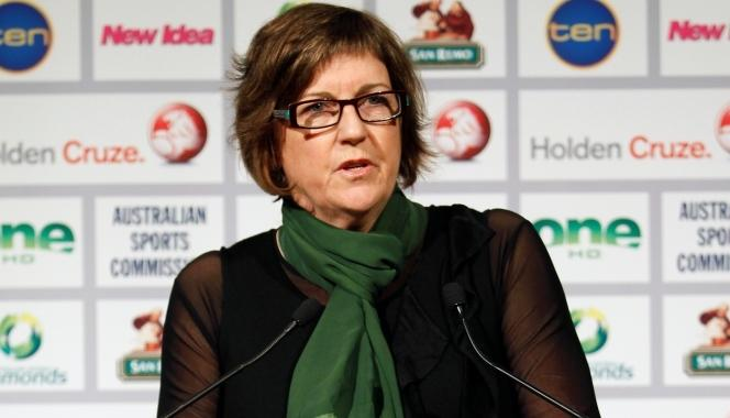 Kate Palmer - Netball Australia