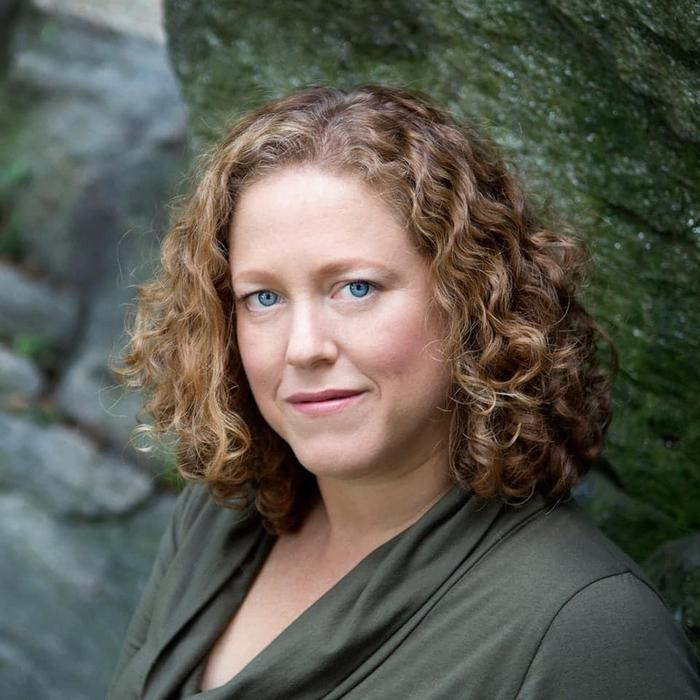 Author Kim Brooks