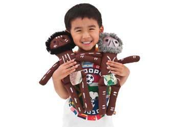 Aboriginal, toys, boy, playtime, dolls, diversity, indigenous