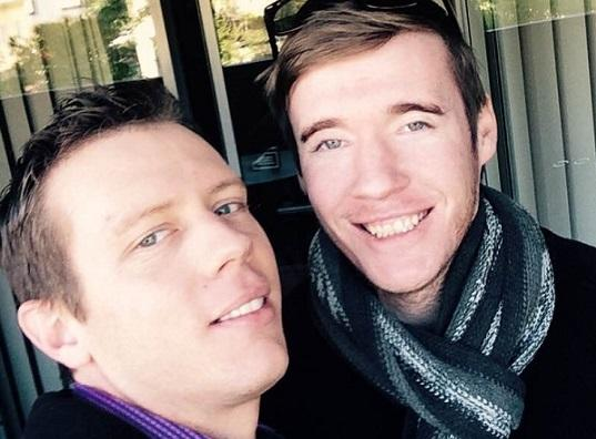 Gay twins