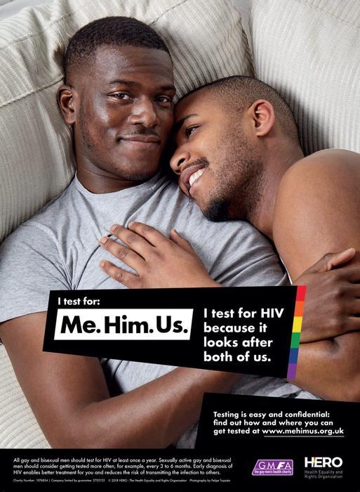 Black gay london