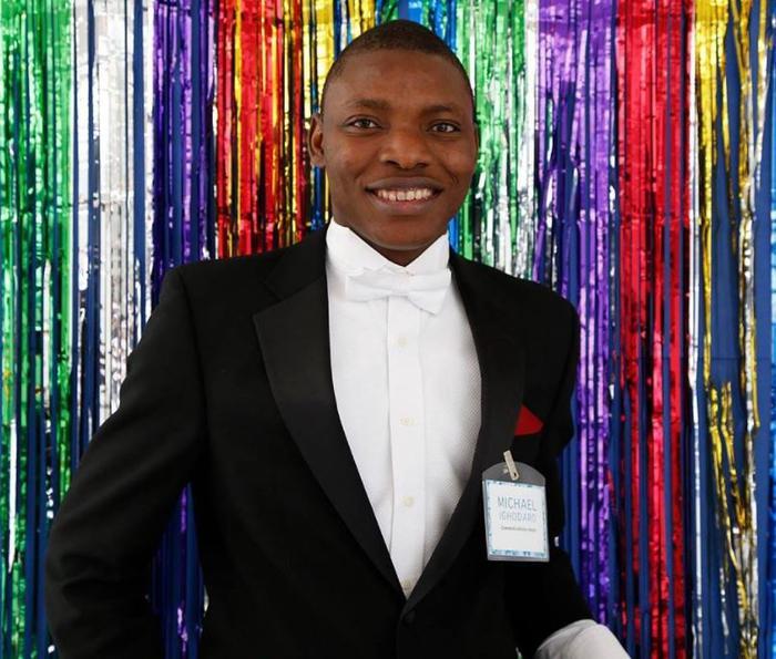 Activist Micheal Ighodaro on being gay in Nigeria