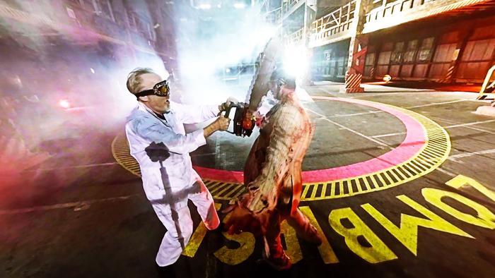 Mythbusters VR