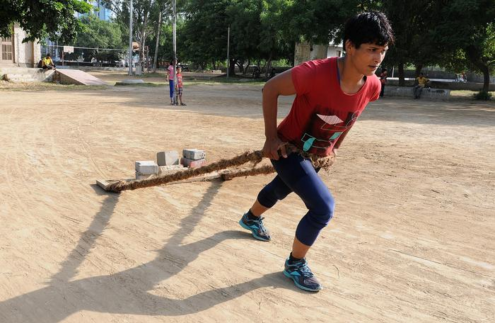 neetu training in india