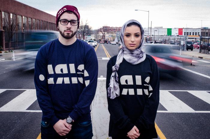 Adam Khafif and Noor Tagouri