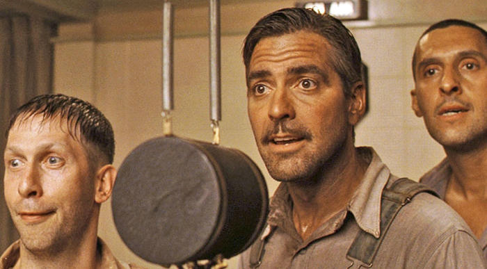 o brother where art thou clooney