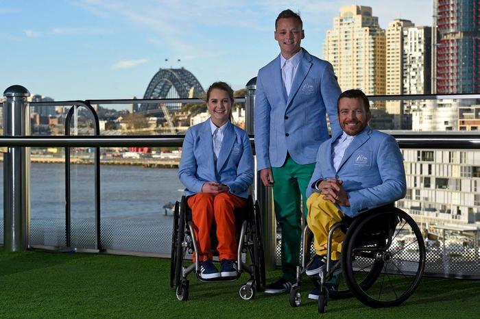 2016 Paralympic Uniform launch