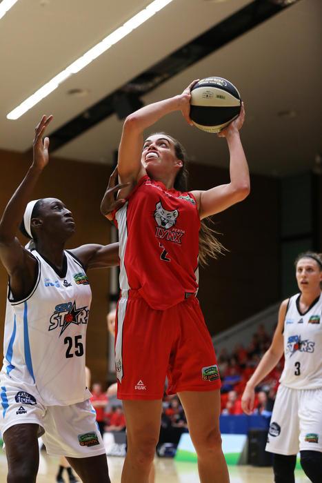 Louella Tomlinson, Perth Lynx