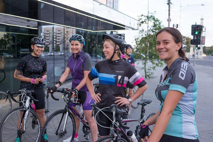 The Women's Ride 2015