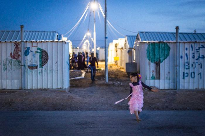 After two years of darkness, residents of Azraq refugee camp in Jordan now have light, thanks to IKEA's Brighter Lives for Refugees campaign.