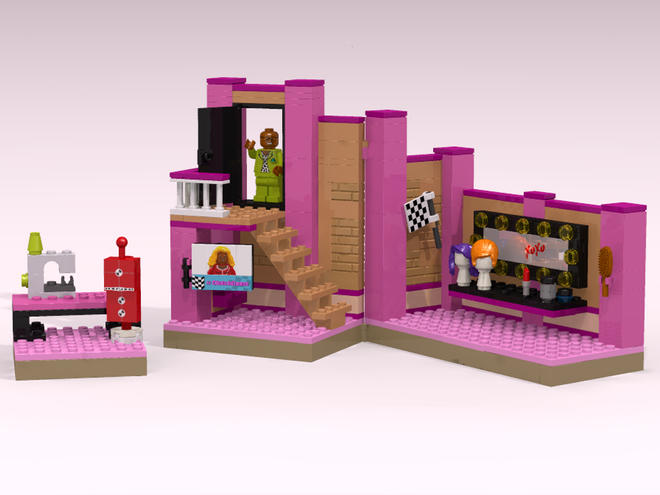 Finally, RuPaul's Drag Race Lego might be happening