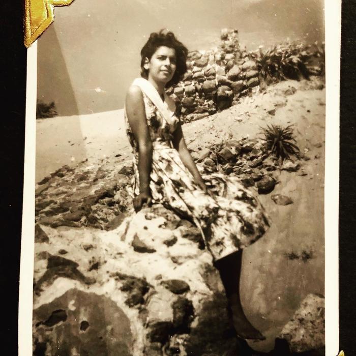 Sarah Ross's grandmother