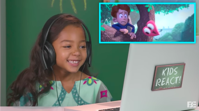 These kids had the best reaction to gay animation 'In A Heartbeat'