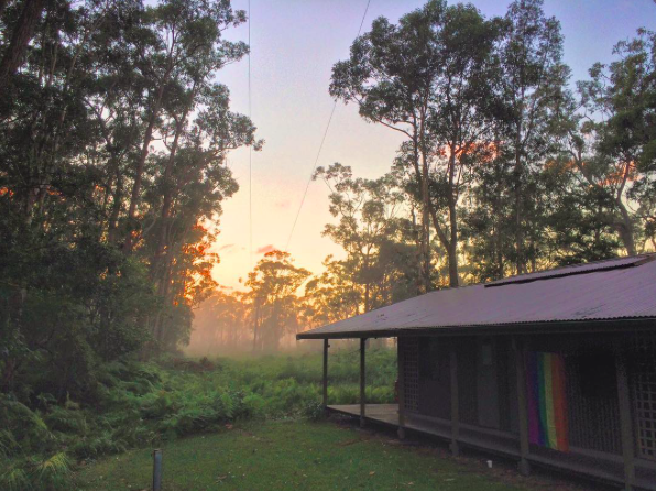 The camp where LGBT+ teens can be themselves